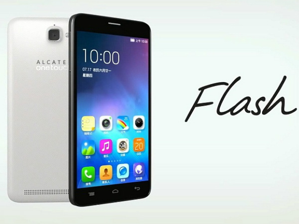 Alcatel One Touch Flash:
