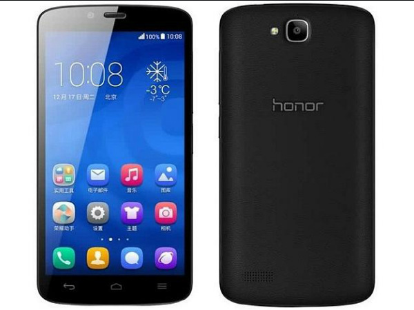 Huawei Honor 3C Play: