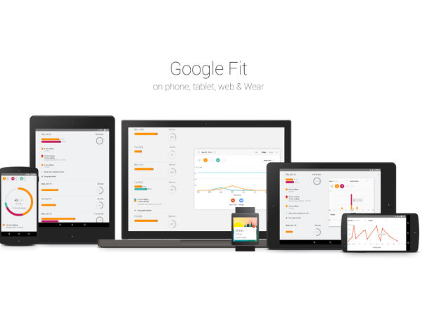 Google Fit App for Android Devices Now Available To Download Via Play