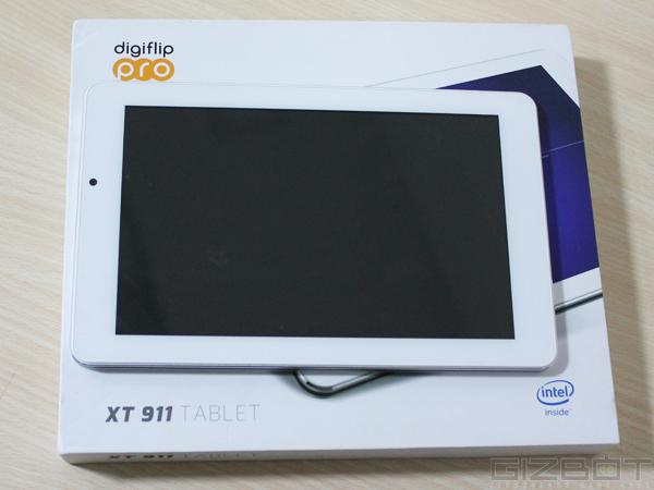 Flipkart Digiflip Pro XT911 Review