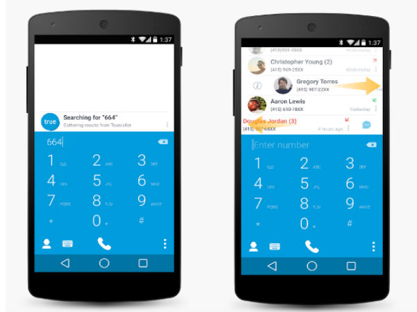 Truedialer App By Truecaller Launched For Android Devices