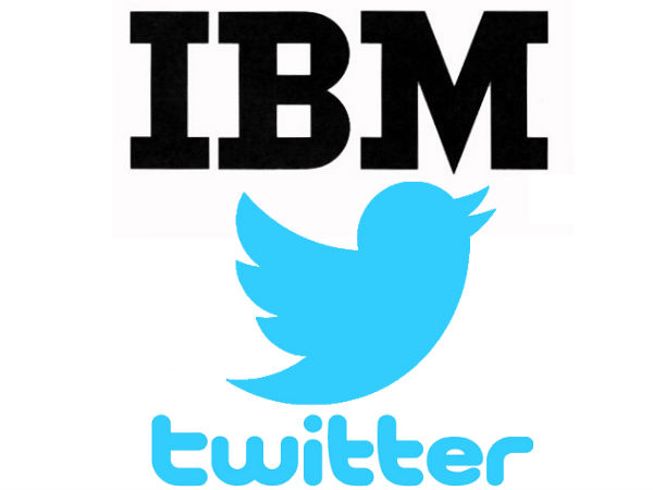 Twitter, IBM Partners To Solve Business Problems