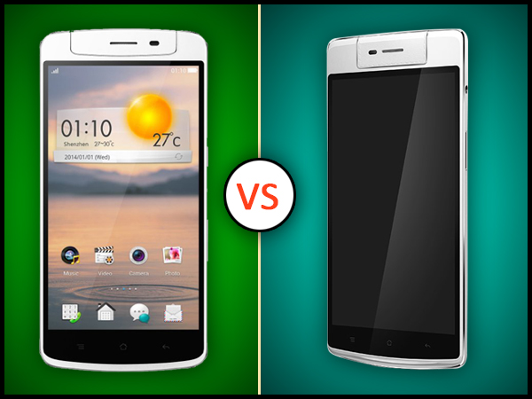 Oppo N3 Vs Oppo N1: What's the Difference?
