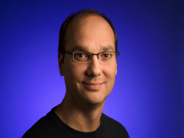 Android Co-Founder Andy Rubin Giving up Google for Hardware Incubator