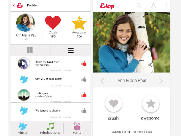 Mobile Love App 'Elop' Launched