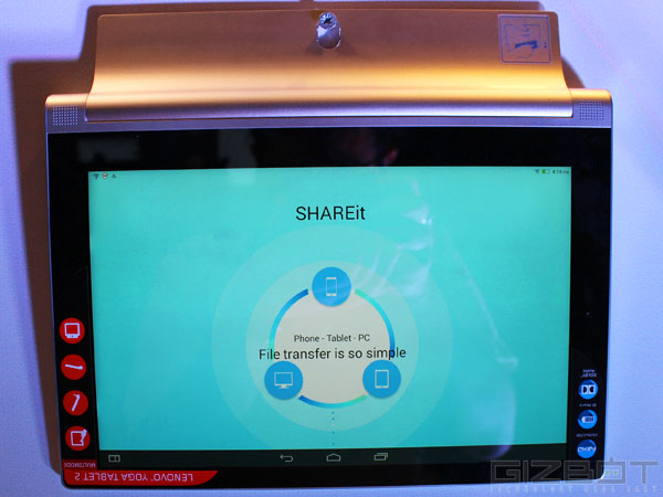 Lenovo Yoga Tablet 2 8 First Look