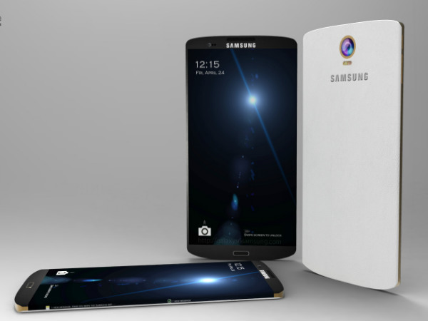 Samsung Galaxy S6 Coming Soon: Top 5 Concept Images [PHOTOS]