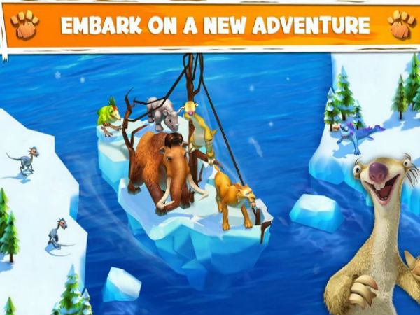 Ice Age Adventures Review: Slightly Old but Gold Nonetheless