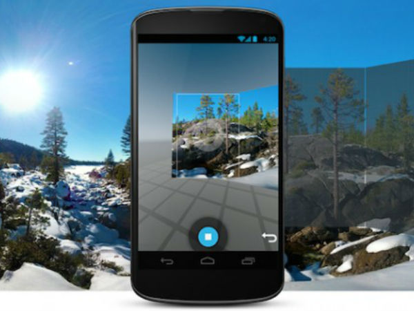 Google Camera Updated: Android L Support, Material Design and More