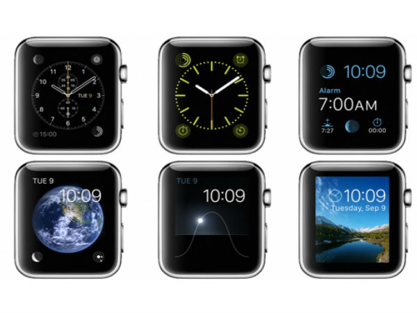 More Watch Faces than You Think