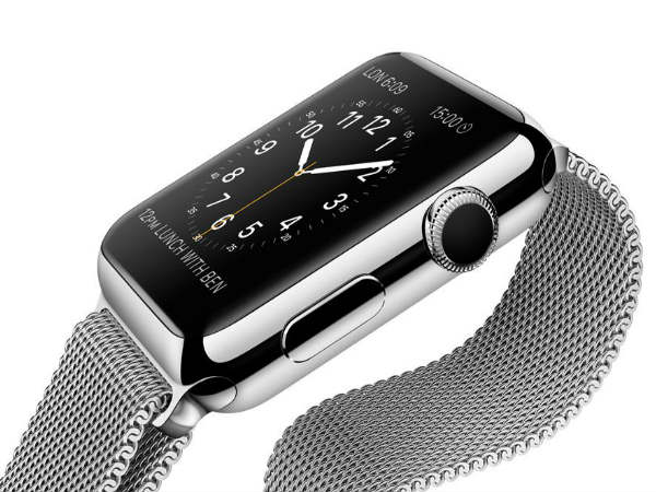 Apple Watch Might Launch In Spring 2015: Report