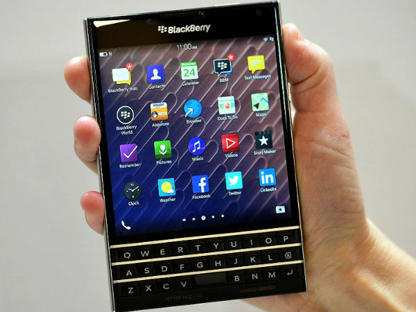 Resetting BlackBerry Hub