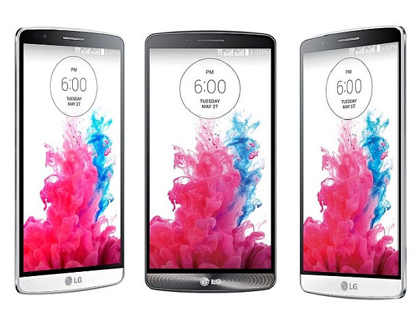LG G3 Dual-LTE (D856) With 5.5-Inch QHD Display Launched