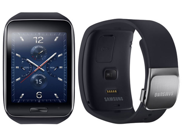 Samsung Starts Taking Pre-Order For Gear S Smartwatch in India