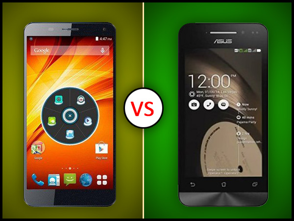 Panasonic T9 Vs Asus Zenfone 4: Fight of the Budget Smartphones