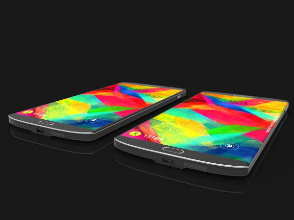 Samsung Galaxy S6 – Display