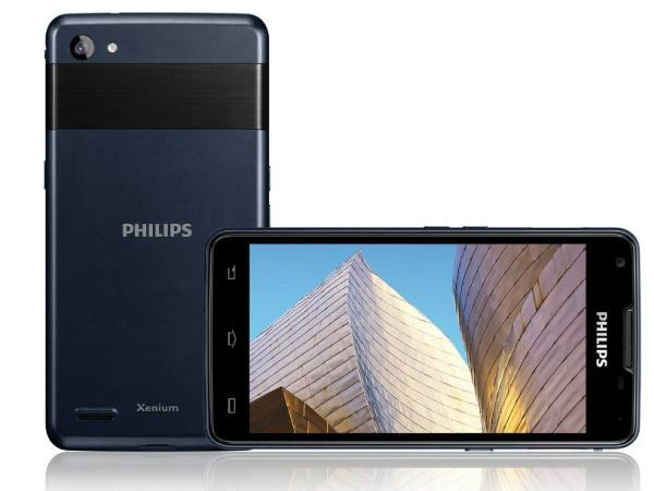 Philips W6610 Vs Gionee Marathon M3