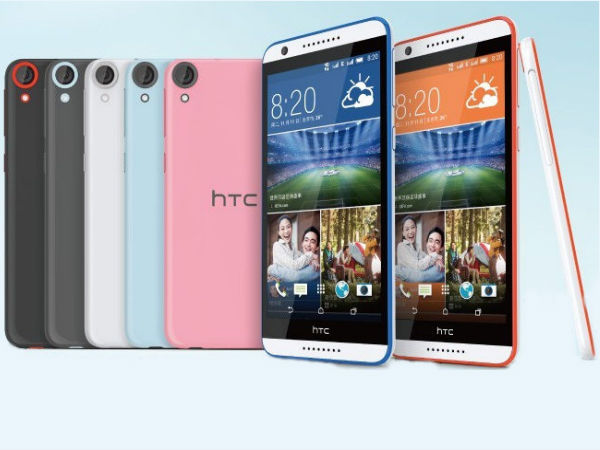 HTC Announces Desire 820s Powered by MediaTek 64-bit Octa-Core SoC