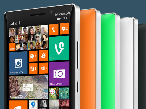 First Ever Microsoft Lumia Smartphone Specs Leaked