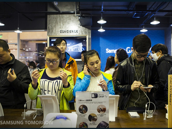 Samsung Galaxy Lifestyle Store is Now Open [PICS]