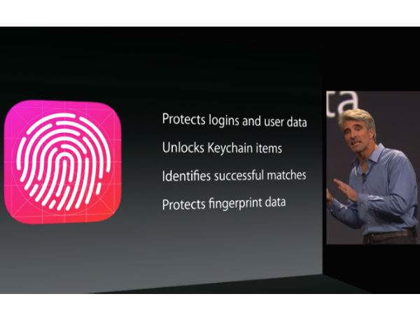Touch ID Support In Third-Party Apps