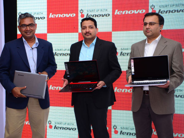 Lenovo Announces Initiative To Increase PC Penetration in India