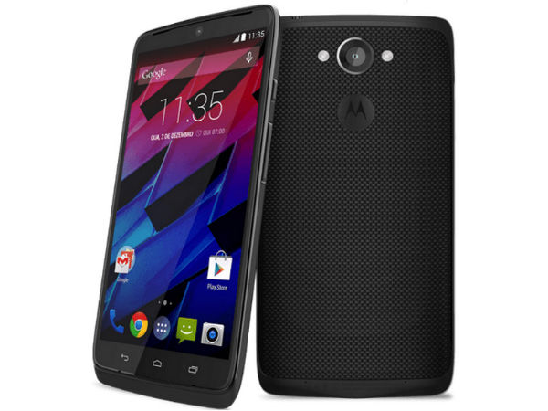 Motorola Announces Moto Maxx With 5.2-inch QHD Display