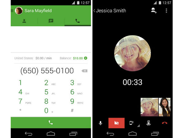 Google Hangouts Users in India Can Now Make International Voice Calls