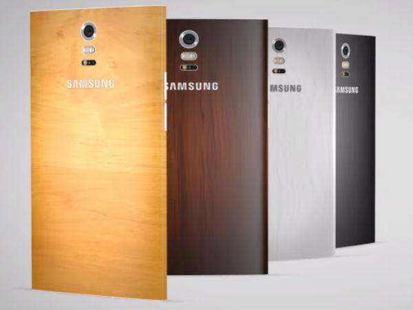 Samsung Galaxy Note 5 Rumors Point at 4K Display