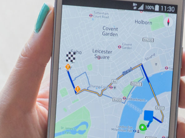 HERE Maps Beta Now Updated With Android Lollipop Support