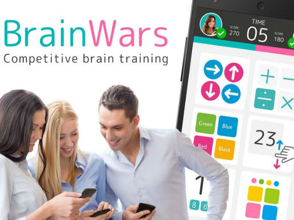 Brain Wars Game Review: Get Ready to Sweat Your Brain
