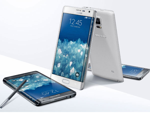Samsung Galaxy S6 Might Feature 'Dual-Edge' Display [Report]