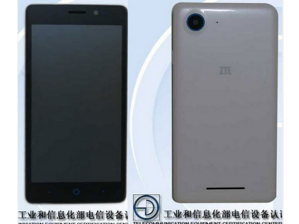ZTE S2004 and Q509T Smartphones Get Spotted Online