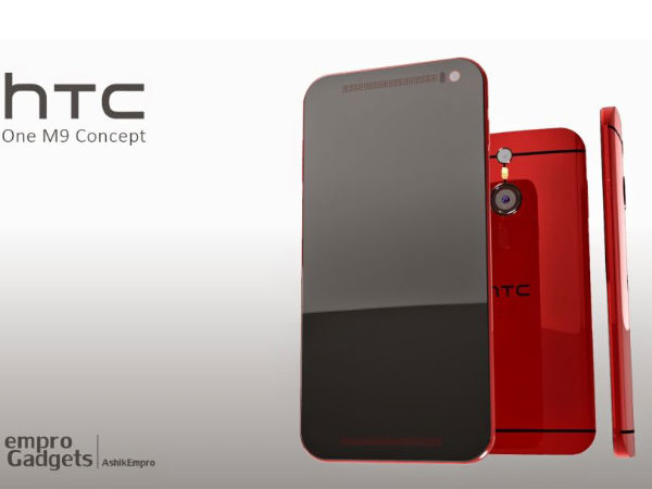 HTC One (M9) To Build >From Exotic Materials
