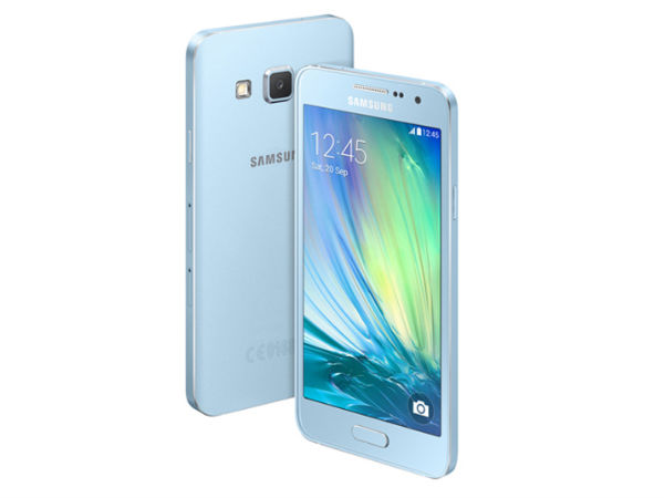 Samsung Facing 'Manufacturing Difficulties' With Galaxy A5, A3