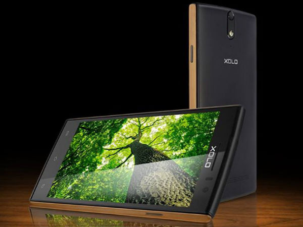 Xolo Q1020 With 5-inch HD Display, Wooden Frame Unveiled At Rs 11,499