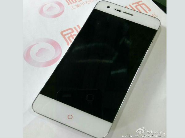 ZTE Nubia Z9 With Bezel-Less Sides Leaks Online