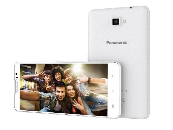 Panasonic ELUGA S: Mid Range Selfie-focused Smartphone Launched