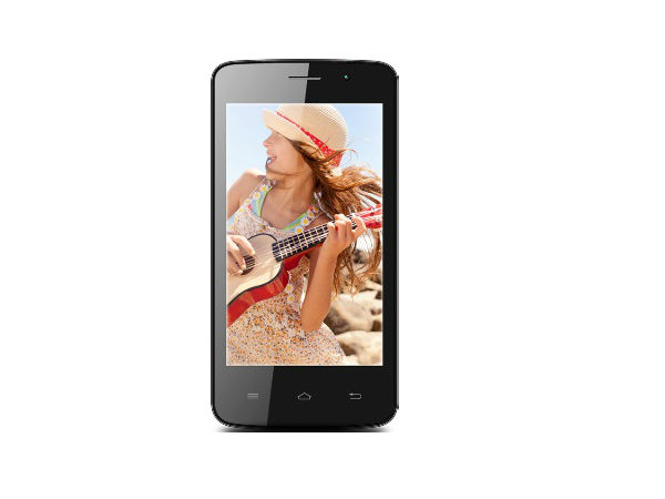 Spice Mi 430: Affordable Android 4.4 KitKat Smartphone Launched