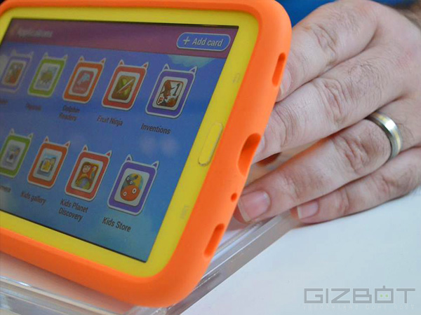 Samsung Galaxy Tab 3 Kids First Look