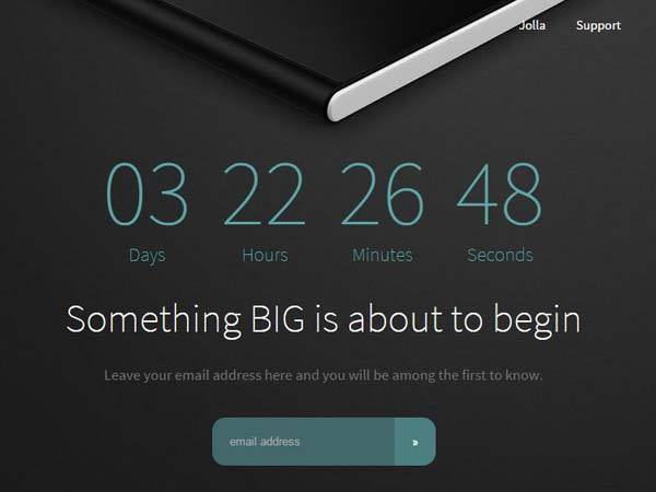 Jolla Teases New Sailfish OS Device: Announcement Set for November 19