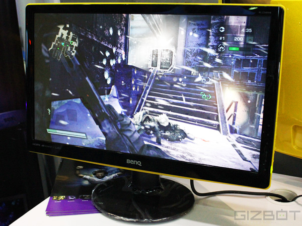 BenQ Launches 21.5-Inch RL2240HE Monitor for Pro Gamers at Rs 10,000