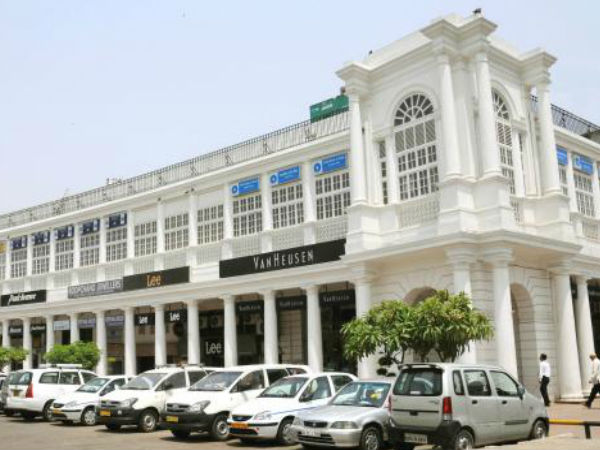 Delhi's Connaught Place to Get Free Wi-fi Access