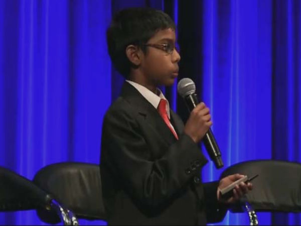 Indian-Origin Whizkid Talks About Cyber Security on Ground Zero Summit