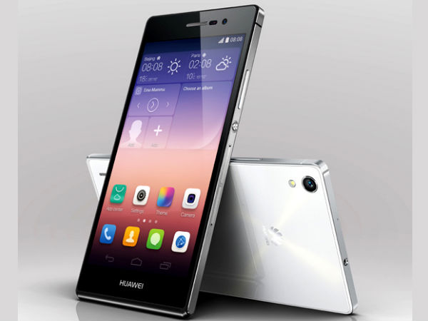 Huawei Ascend P7: