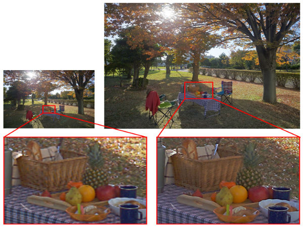Sony Unveils New 21MP Exmor RS Image Sensor
