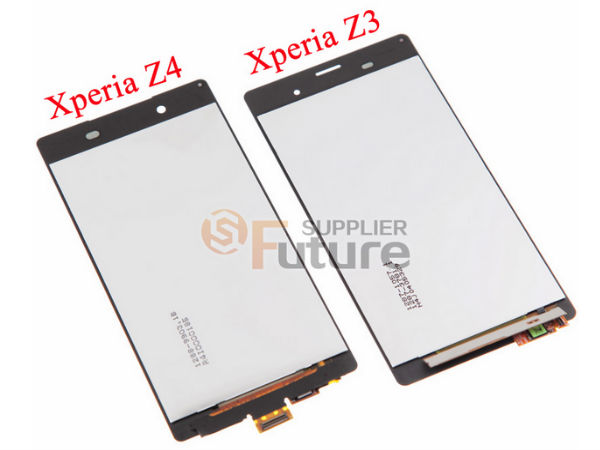 Sony Xperia Z4 LCD Touch Digitizer Leaks Online