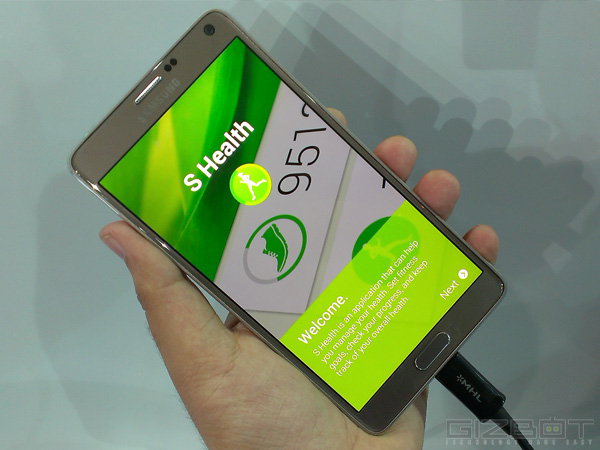 5 Interesting Things The Galaxy Note 4 Can Do that iPhone 6 Cannot