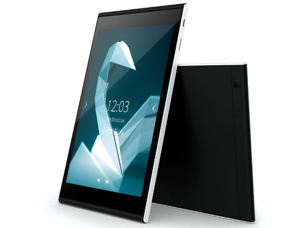 Jolla Tablet With 7.85-inch Display, Sailfish OS Announced