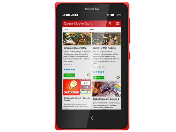 Microsoft Replaces Nokia Store With Opera Store For Nokia Devices